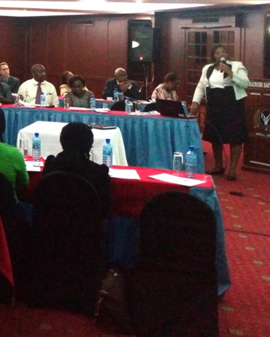 Stakeholders Meeting to Review Findings on Laws on Child Labour in Kenya