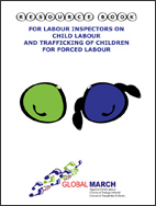Resource Book: For Labour Inspectors on Child Labour and Trafficking of Children for Forced Labour