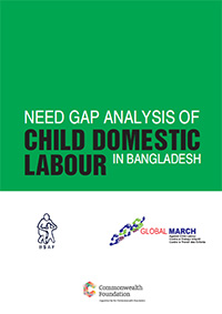 Need Gap Analysis of Child Domestic Labour in Bangladesh