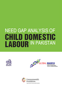 Need Gap Analysis of Child Domestic Labour in Pakistan