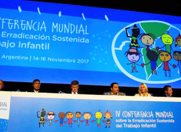 Global March Against Child Labour – A Prominent Voice at IV Global Conference on Sustained Eradication of Child Labour, Argentina