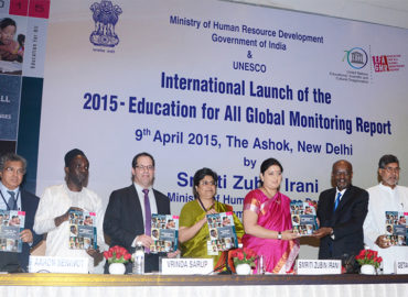 12th Education for All Global Monitoring Report launched