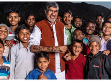 Kailash Satyarthi Calls Out To Join Him On World Day Against Child Labour