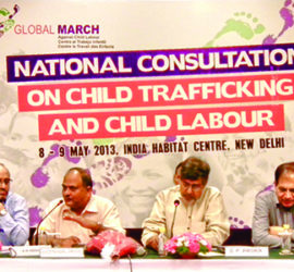National Consultation On Child Trafficking And Child Labour
