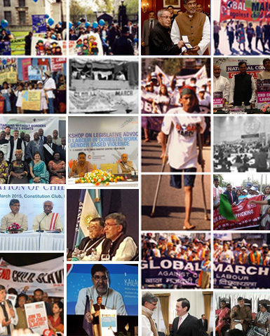 20 Years of Fight Against Child Labour: Global March Against Child Labour