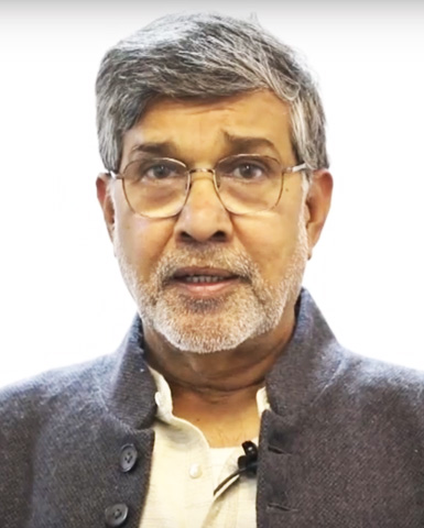 Kailash Satyarthi's Message on 20 Years of Global March Against Child Labour