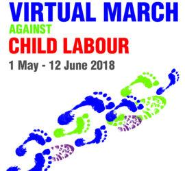 Virtual March Against Child Labour