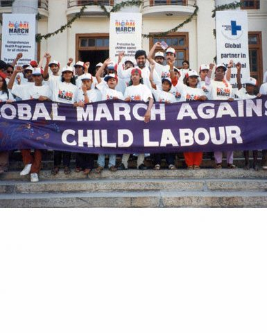 No Time to Relax: Ending Child Labour in this Generation
