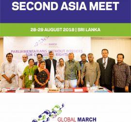 Second Asia Meet of PWB, Sri Lanka