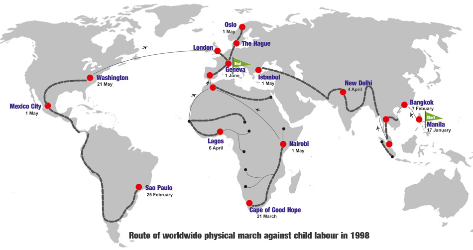 Our Story – Global March