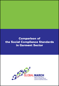 Comparison of the Social Compliance Standards in Garment Sector