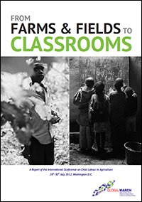 FROM FARMS & FIELDS TO CLASSROOMS