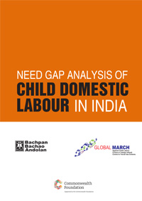 Need Gap Analysis of Child Domestic Labour in India