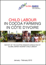 CHILD LABOUR IN COCOA FARMING IN CÔTE D'IVOIRE