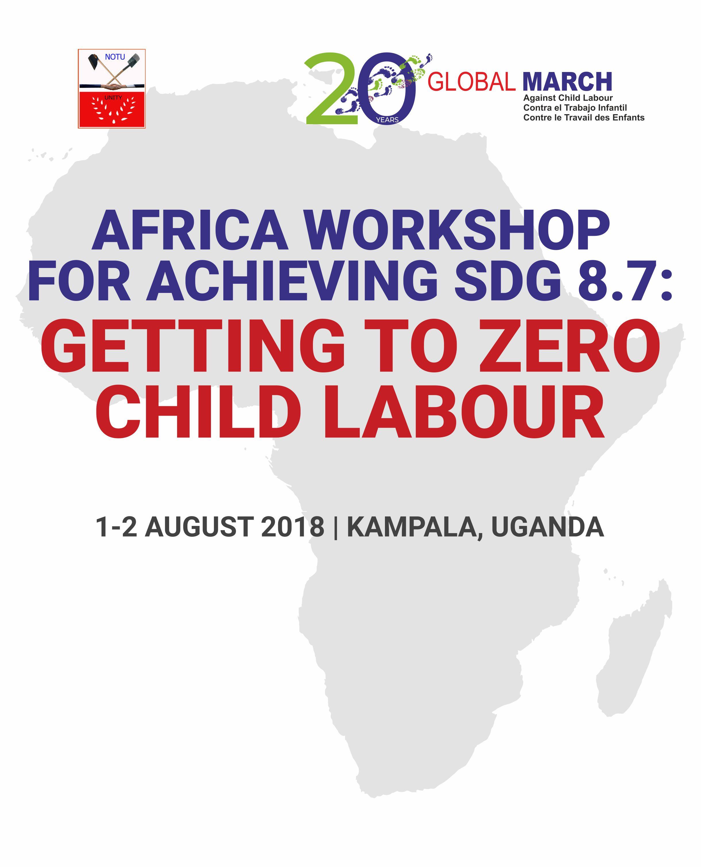 Africa Workshop, Uganda
