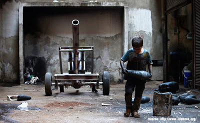 Child Labour in Humanitarian Crisis