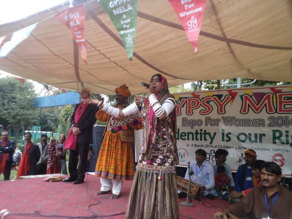 A Celebration of Nomadic Culture at GODH Lahore Gypsy Mela