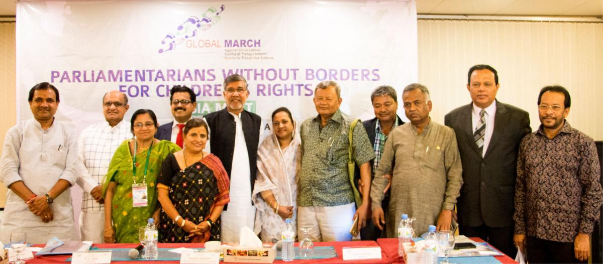 Parliamentarians Without Borders for Children's Rights Asia Meet, 2017