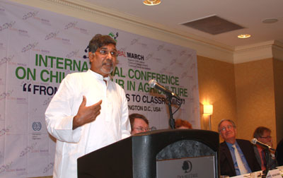 International Conference On Child Labour In Agriculture