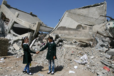 In Conflicts and Disasters, Protect Children from Child Labour