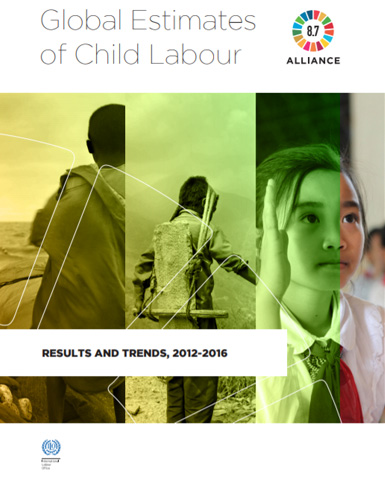 New ILO Data Reveals Slow Reduction in Child Labour