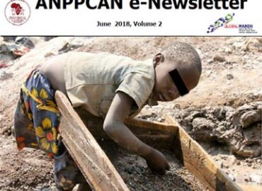 Global March's Tanzanian Partner, ANPPCAN's E-Newsletter