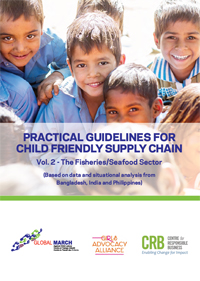 Practical Guidelines for Child Friendly Supply Chain in Fisheries