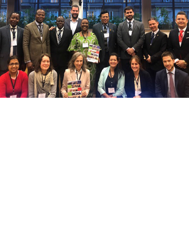 3rd Global Meet of Parliamentarians Without Borders for Children's Rights held in Brussels