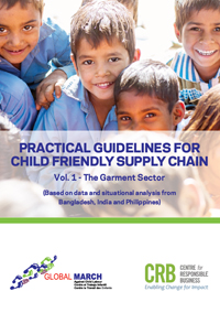 Practical Guidelines for Child Friendly Supply Chain in Garment