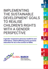 Implementing the Sustainable Development Goals to Realise Children's Rights with a Gender Perspective