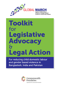 Toolkit for Legislative Advocacy & Legal Action
