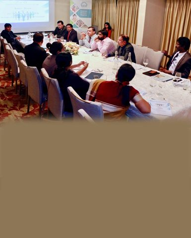 Parliamentarians Without Borders for Children's Rights- Sri Lanka Chapter Kick- off Meeting