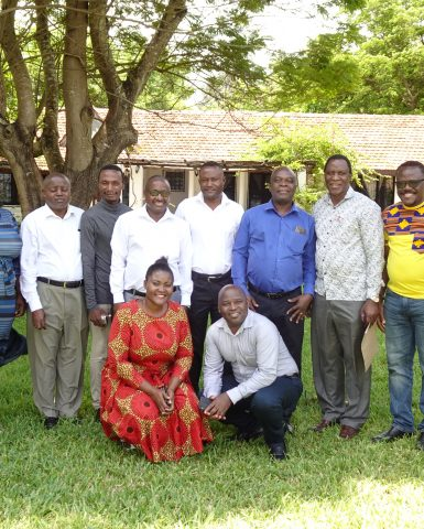 Experience Sharing Workshop for East African Members Organised