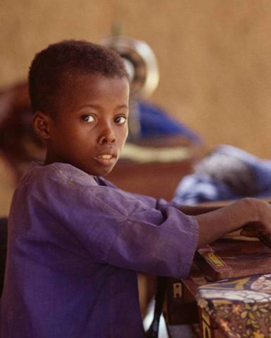 Op-ed: Combating Child Labor in Global Supply Chains