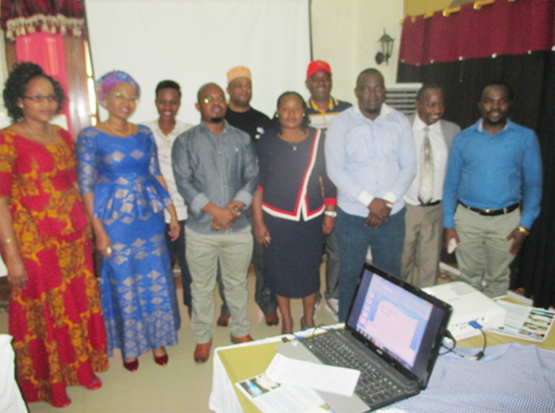 Parliamentarians Without Borders for Children's Rights Tanzania Chapter takes action towards ending child labour