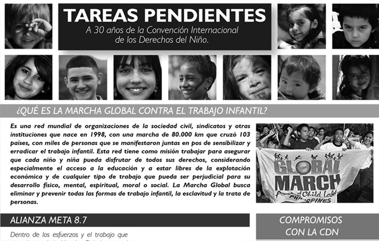Efforts of the Latin American Region to End Child Labour