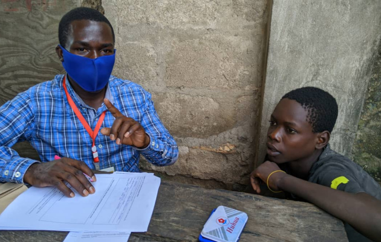 HOW COVID-19 IS PLAYING WITH STREET CHILDREN IN TANZANIA