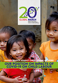 OUR POSITION ON IMPACTS OF  COVID-19 ON CHILD LABOUR