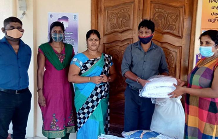CCH Sri Lanka Provides Emergency Support to Women & Children