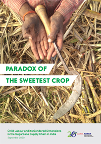 Research on Child Labour in Sugarcane in India: Paradox of the Sweetests Crop