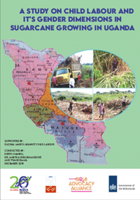 RESEARCH: A STUDY ON CHILD LABOUR AND IT'S GENDER DIMENSIONS IN SUGARCANE GROWING IN UGANDA