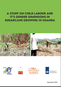 Short Summary of Research: A STUDY ON CHILD LABOUR AND IT'S GENDER DIMENSIONS IN SUGARCANE GROWING IN UGANDA