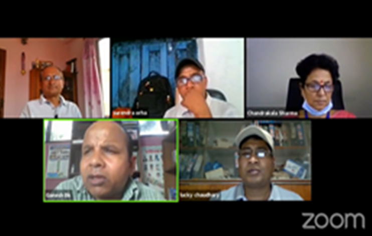 SAN ORGANISES VIRTUAL PARLIAMENTARY FORUM ON FORCED LABOUR IN NEPAL