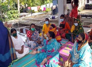 BSAF IN BANGLADESH CONSTITUTES COMMUNITY BASED INTERVENTION GROUPS FOR CHILD PROTECTION