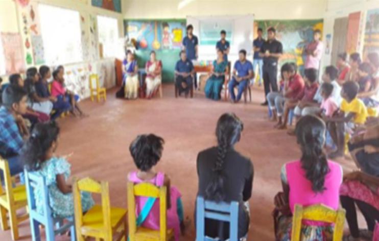 CCH FORMS 'SMILE CIRCLES' FOR DISADVANTAGED CHILDREN IN SRI LANKA