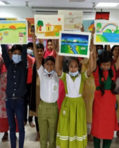 Observance of Child Rights Week at National & Local Levels