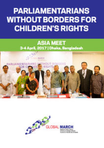 Parliamentarians Without Borders for Children's Rights Asia Meet
