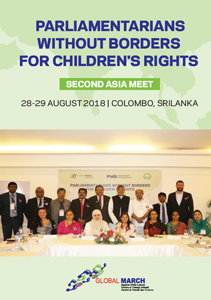Parliamentarians Without Borders for Children's Rights Second Asia Meet