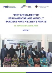 Parliamentarians Without Borders for Children's Rights First Africa Meet